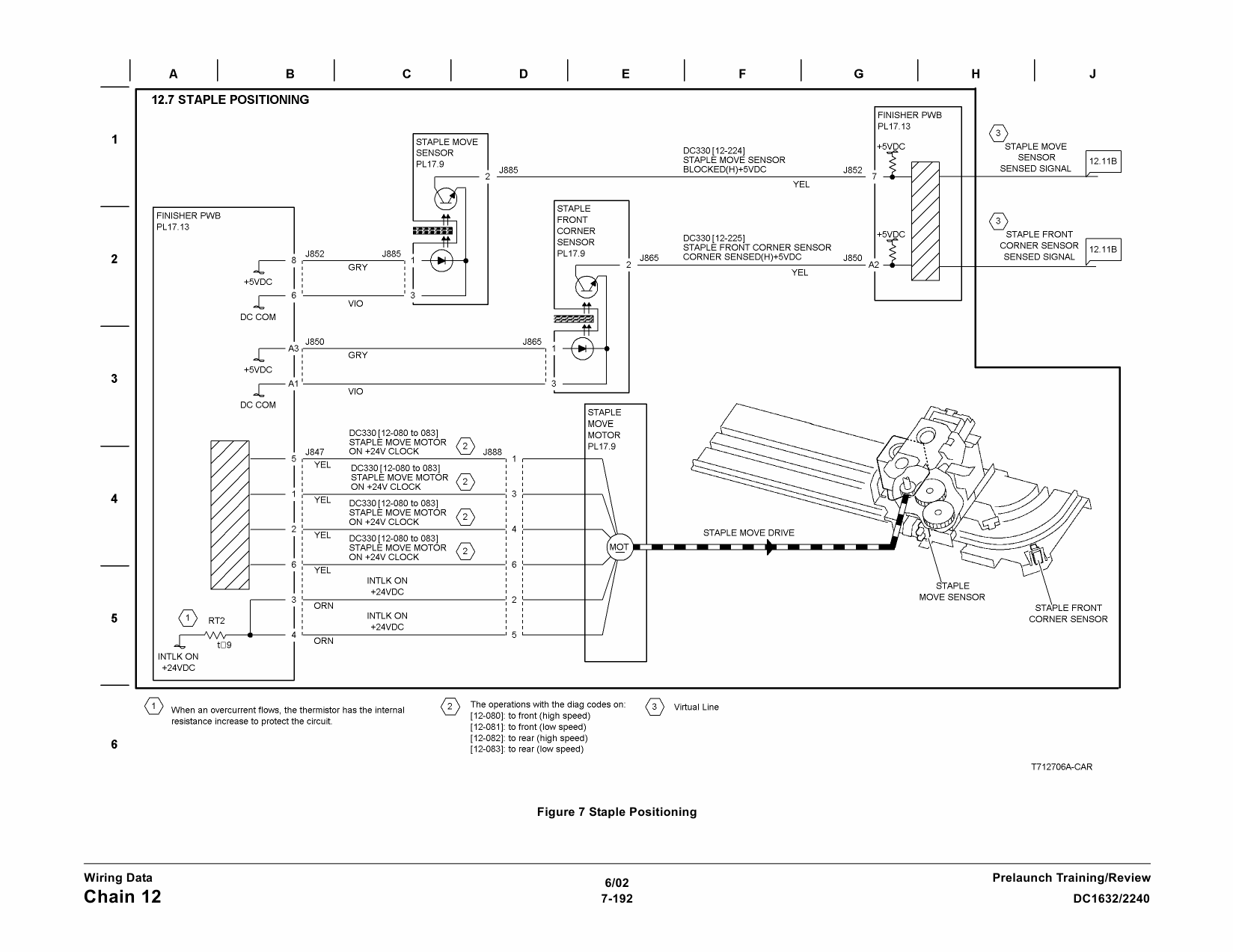 Xerox Docucolor Parts List And Service Manual
